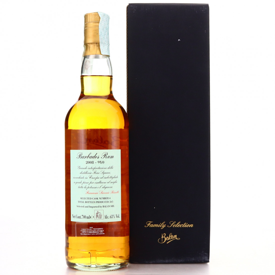 Foursquare 2008 Balan Family Selection 9 Year Old