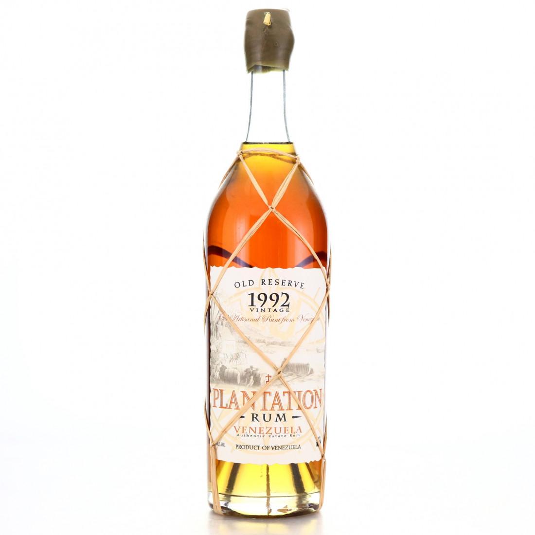 Venezuela Rum 19992 Plantation Old Artisanal