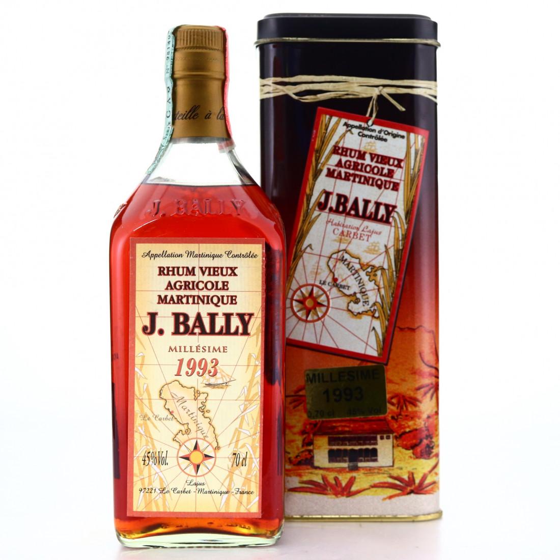 J. Bally 1993 Rhum Vieux