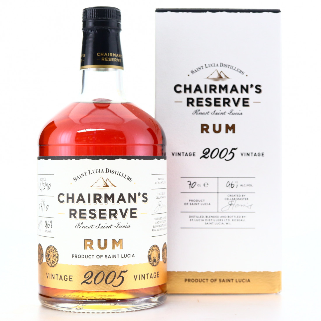 Chairman's Reserve 2005 Single Cask #07/10