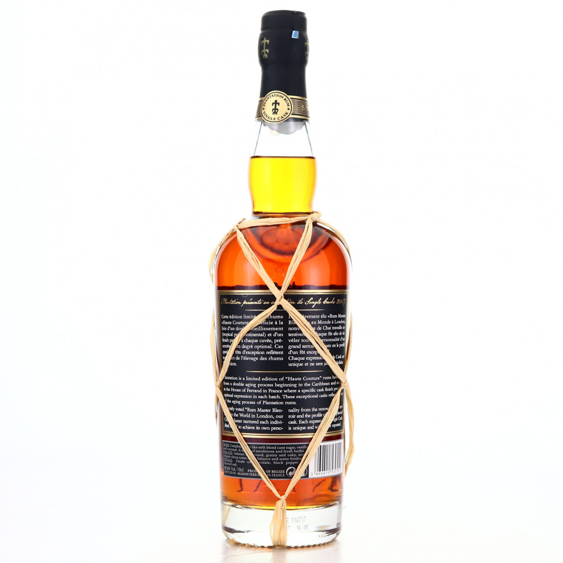 Belize Rum XO Plantation Single Cask #5
