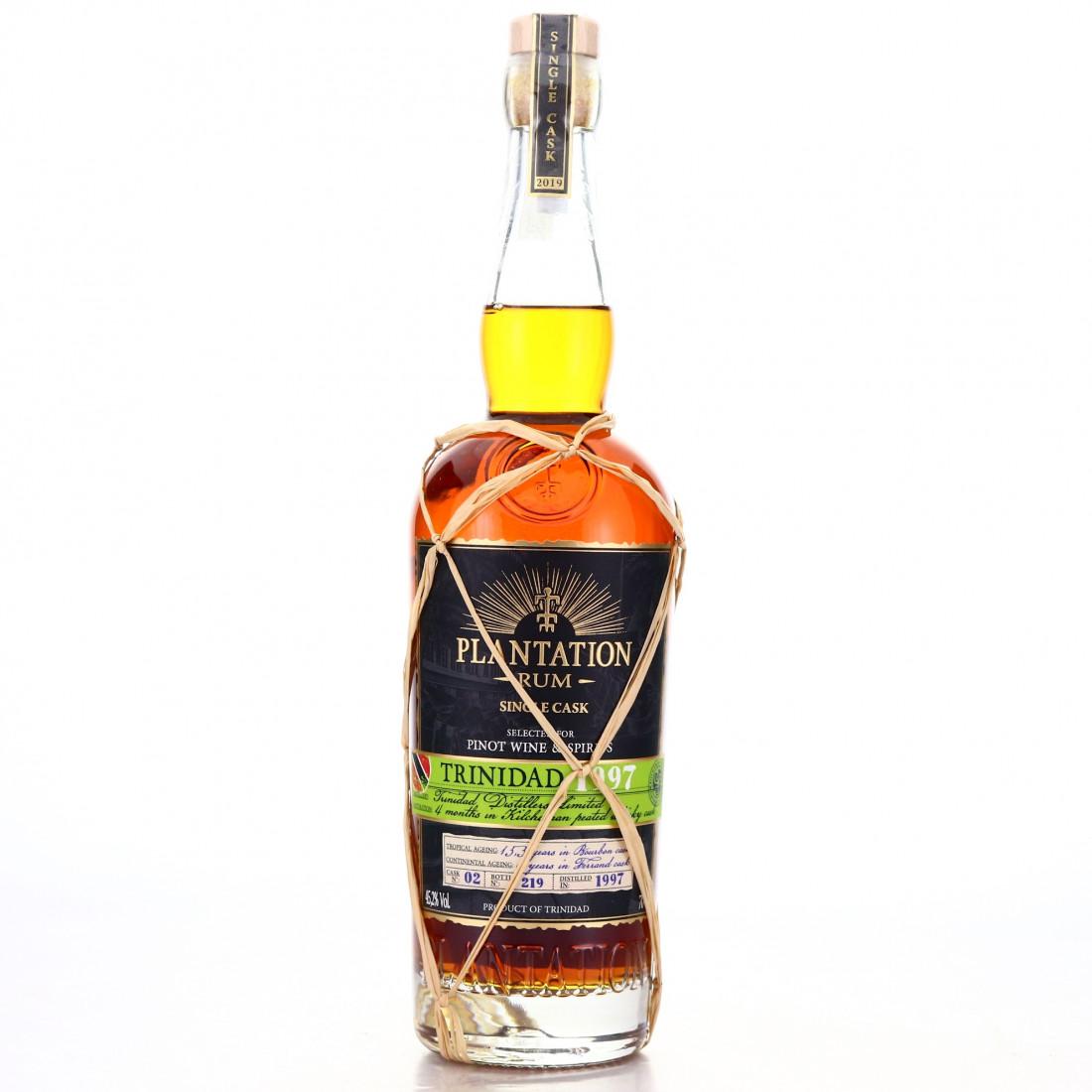 Trinidad Distillers 1997 Plantation Single Cask #24 / Pinot Wine & Spirits
