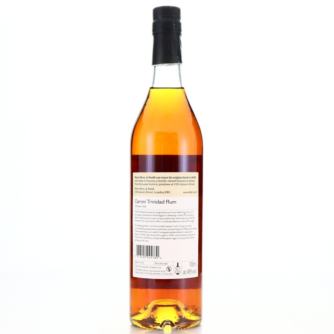 Caroni 19 Year Old Berry Brothers and Rudd