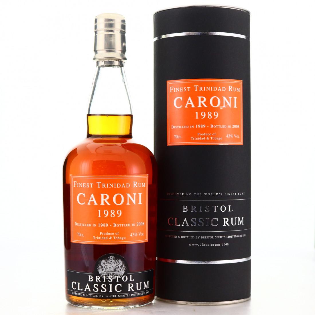Caroni 1989 Bristol Classic