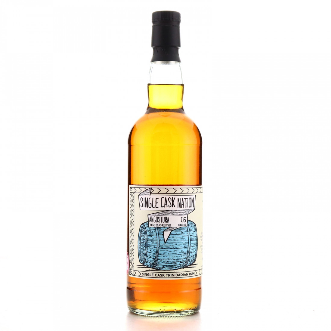 Angostura 2003 Single Cask Nation 16 Year Old