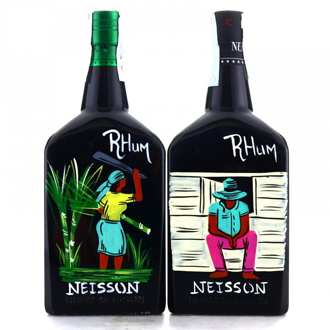 Neisson Tatanka Rhum Blanc & Vieux2 x 70cl / Velier