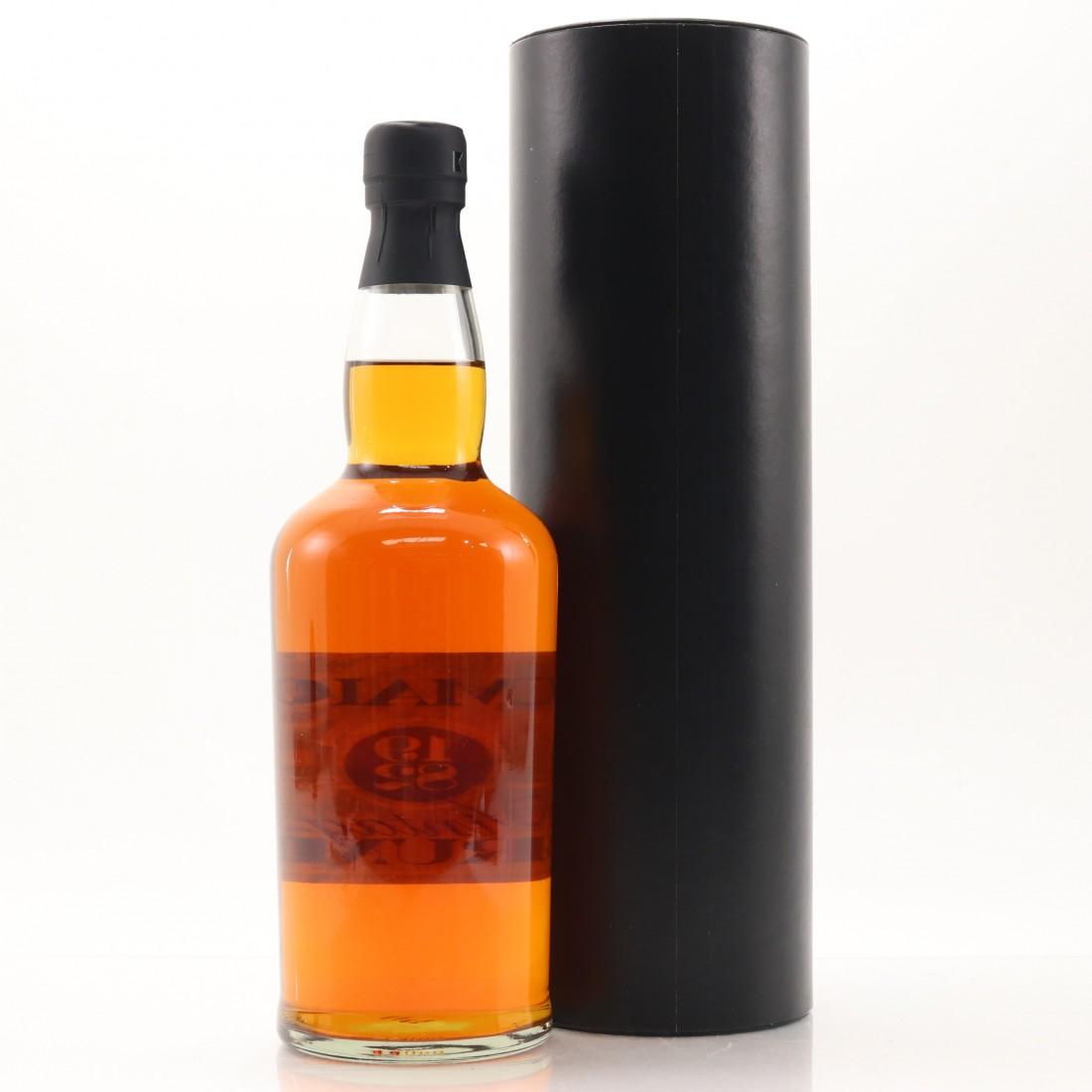 Jamaica Rum 1982 Robert Watsons