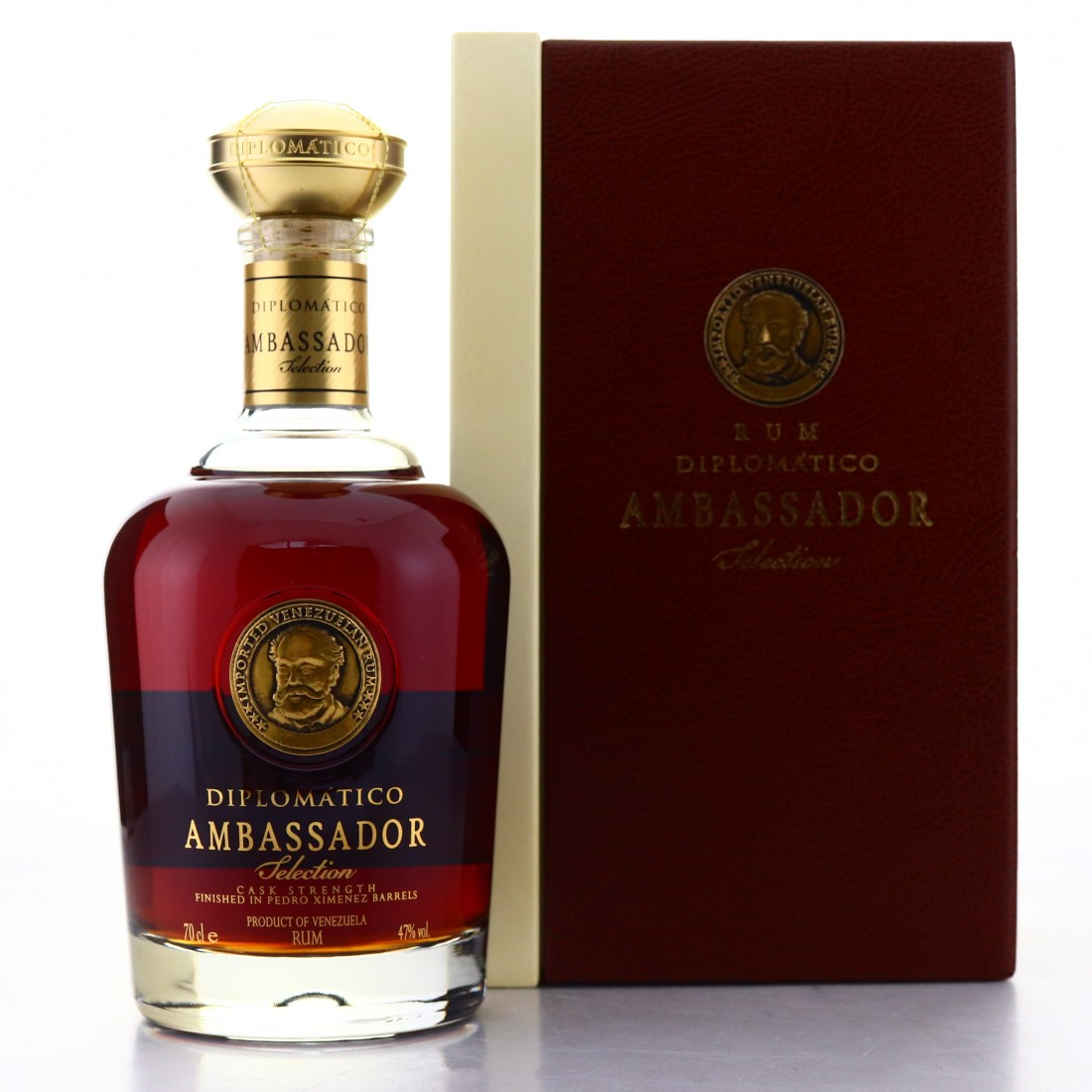 Diplomatico Ambassador Selection Venezuelan Rum