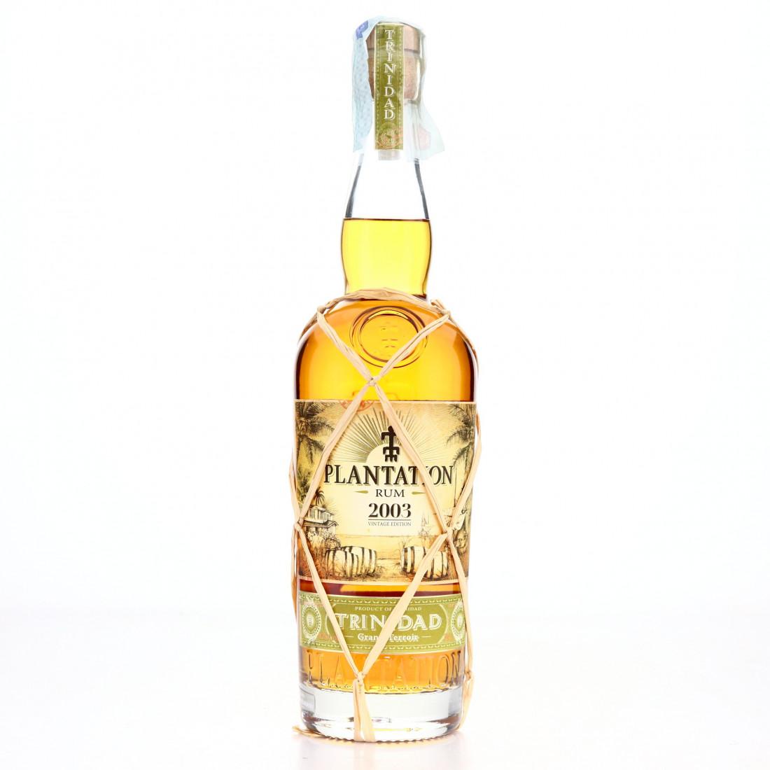 Trinidad Rum 2003 Plantation Grand Terroir