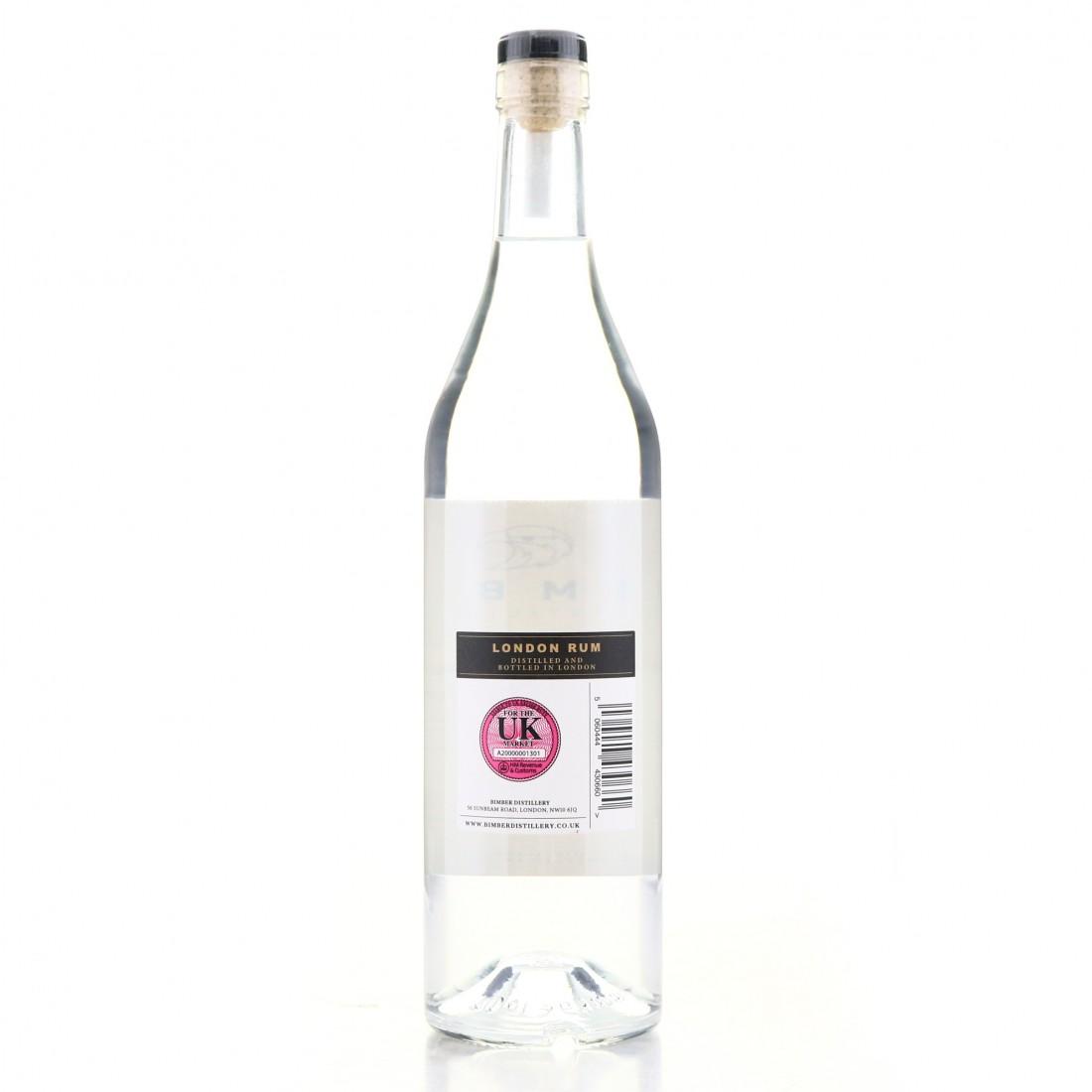 Bimber London Rum Batch #002