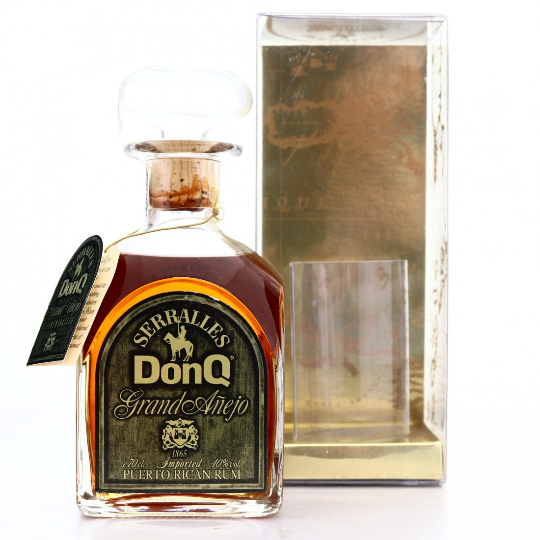 Don Q Grand Anejo Commemorativo 1993