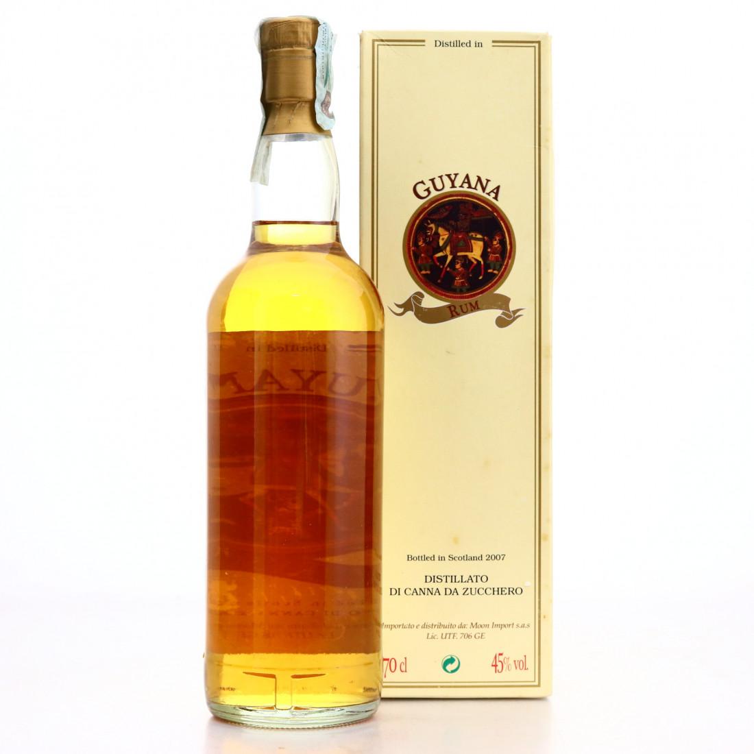 Guyana Rum Moon Import 2007