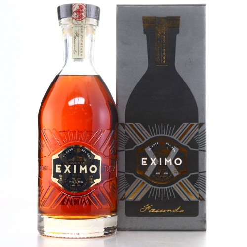 Bacardi 10 Year Old Eximo