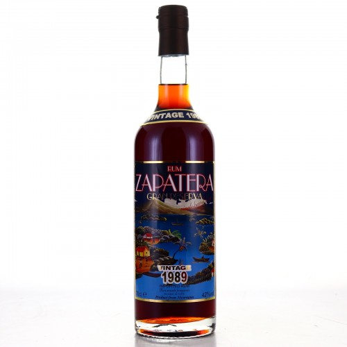 Zapatera 1989 Gran Reserva Single Barrel #78