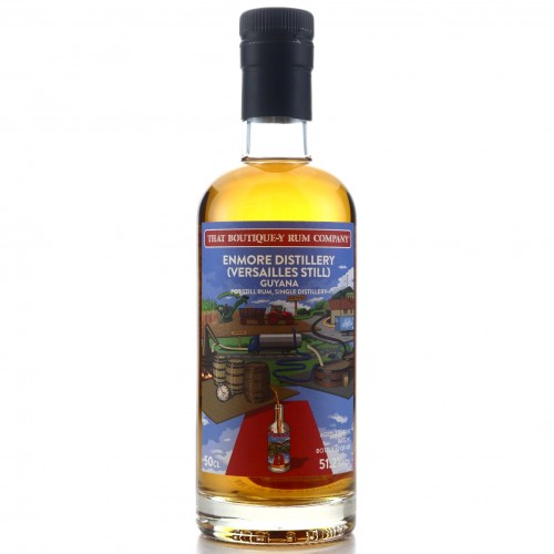 Versailles 27 Year Old That Boutique-y Rum Company Batch #1