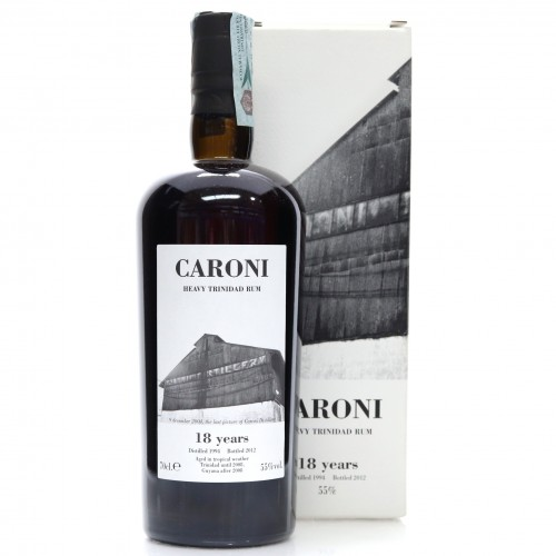 Caroni 1994 Velier 18 Year Old Heavy