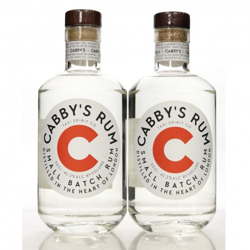 Cabby's Rum 2 x 50cl
